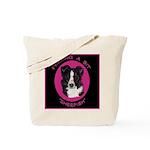 Border Collie Design Tote Bag