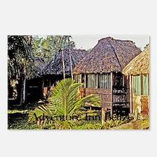 Adventure Inn12x9 Postcards (Package of 8)