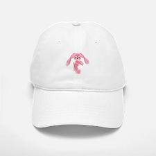 Pink Bunny - Baby Steps Baseball Baseball Cap