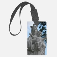 Madonna  Child Luggage Tag