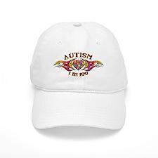 Autism-Biker Baseball Cap