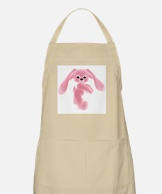 Pink Bunny - Baby Steps BBQ Apron