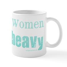 liftheavy4drk Small Mug