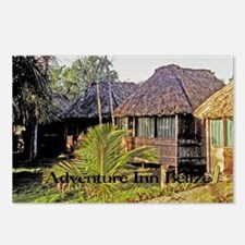 Adventure Inn35x23 Postcards (Package of 8)