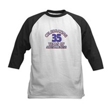 Awesome at 35 birthday designs Tee