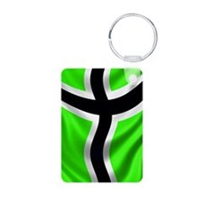 Flag Poster2 Keychains