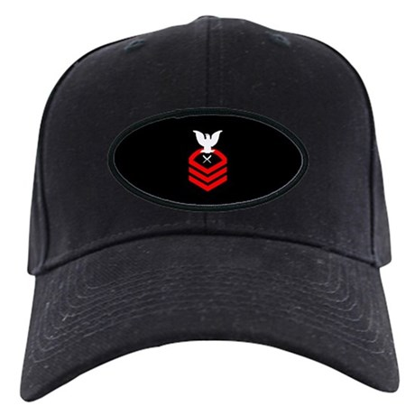 Chief Yeoman<BR> Black Cap 2
