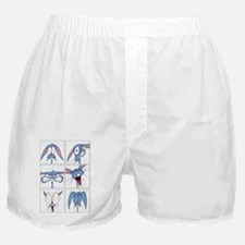 Easter Card Front Boxer Shorts