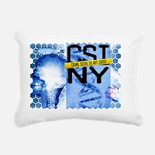 DNA.NY Rectangular Canvas Pillow