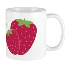 StrawberryBerryBestBigSisterTwinsH Mug