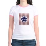 USA All Over Jr. Ringer T-Shirt