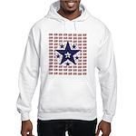 USA All Over Hooded Sweatshirt