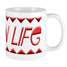 luvin_life_trans Mug