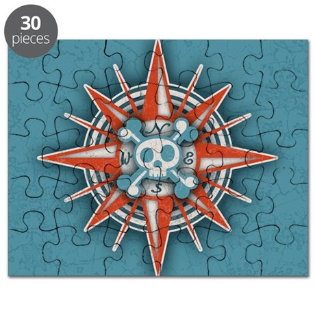 compass-3-BUT Puzzle