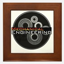 Mechanical Engineering Framed Tile