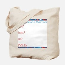 Retired Postal worker INVITE INSIDE Tote Bag