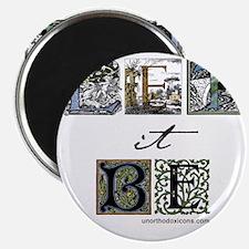LetItBe6x6 Magnet