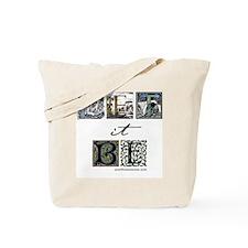 LetItBe6x6 Tote Bag