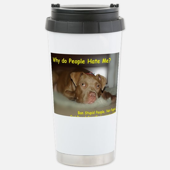 Truffle BSL Stainless Steel Travel Mug