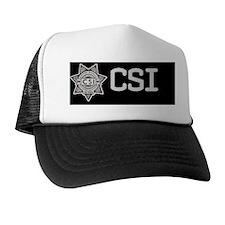 badge.CSI.hat.classic Trucker Hat