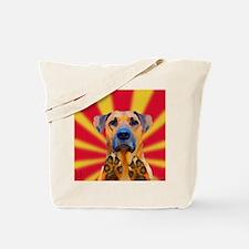 Bond Dog Tote Bag
