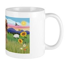LIC - Summer Field - Golden (B) Mug