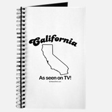 California - as seen on tv Journal