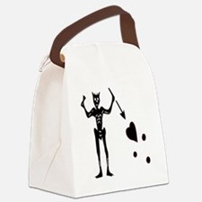 BLACKBEARD Canvas Lunch Bag