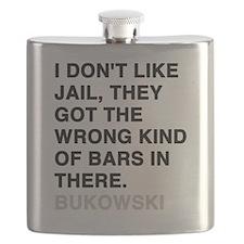 sticker_bukowski3 Flask