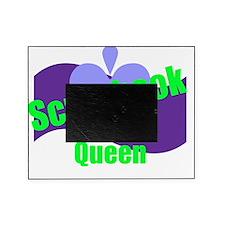 Scrapbook Queen Picture Frame