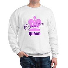 Creative Queen Sweatshirt