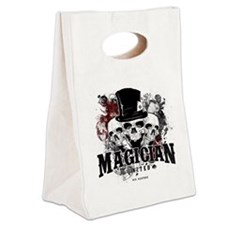 Magician-United Canvas Lunch Tote