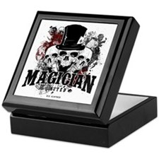 Magician-United Keepsake Box