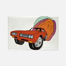 69 GTO Rectangle Magnet