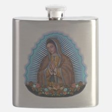 Lady of Guadalupe T5 Flask
