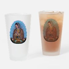 Lady of Guadalupe T5 Drinking Glass