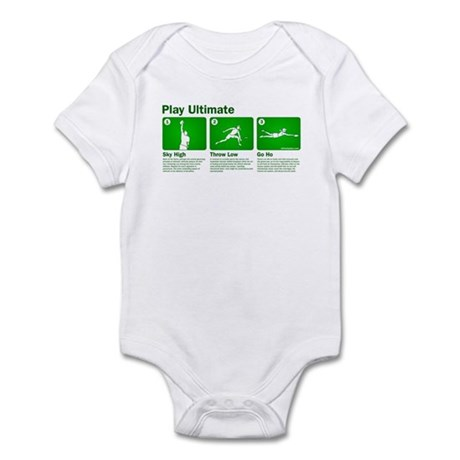 Play Ultimate Infant Bodysuit