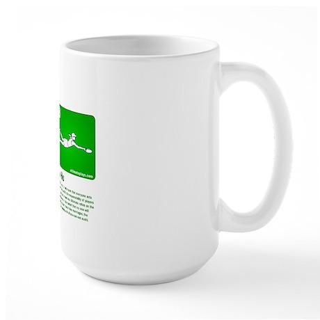 Play Ultimate Large Mug