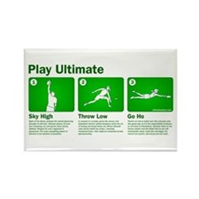 Play Ultimate Rectangle Magnet (100 pack)