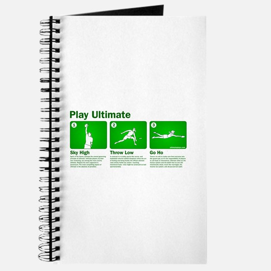 Play Ultimate Journal