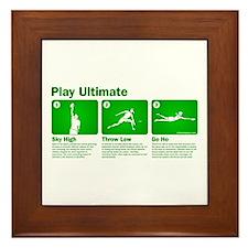 Play Ultimate Framed Tile