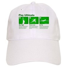 Play Ultimate Baseball Cap