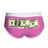 Hundred dollars Ladies Boy Shorts