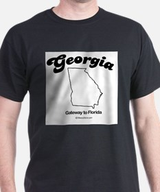 Georgia - gateway to florida T-Shirt