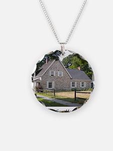 Spy House 4 Necklace