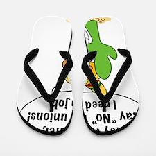 illegals Flip Flops