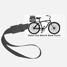 MCBBT bike Luggage Tag
