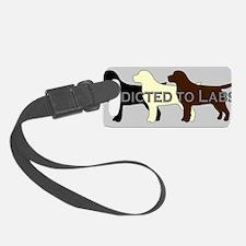 LabAddict Luggage Tag