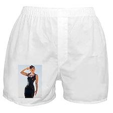 Ayi Jihu FC Large poster 7 Boxer Shorts