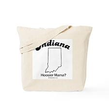 Indiana - Hoosier mama? Tote Bag